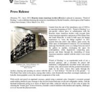 Press Release, Portal of Healing.pdf
